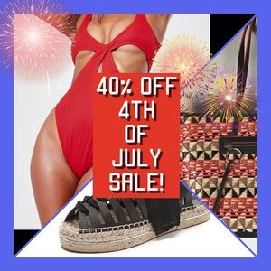 💥40% OFF 4th of July SALE 💥 End Monday